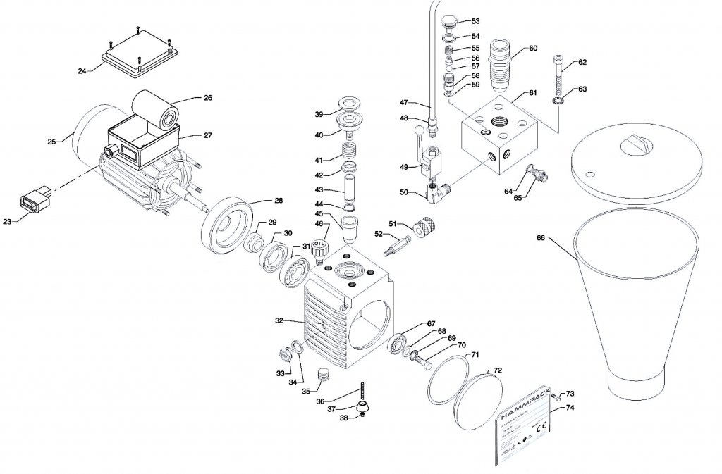 Injection pump | Packers | Membrane Pump